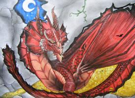 Dragon's Lair by Sithaen