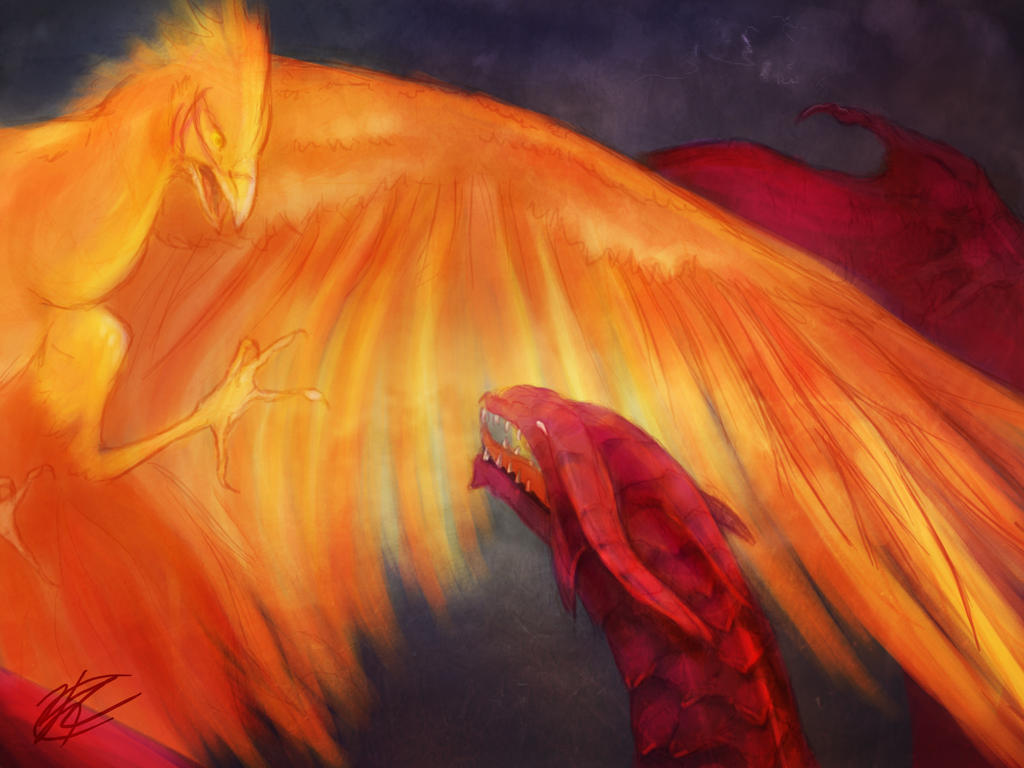 A Storm of Fire by Sithaen