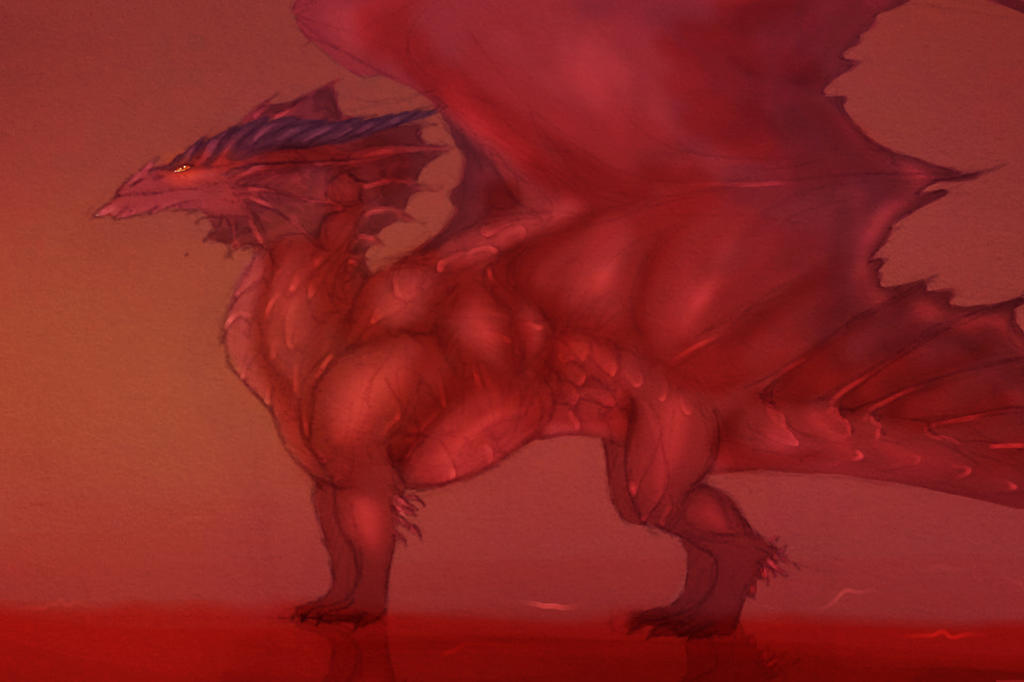 Red Dragon by Sithaen