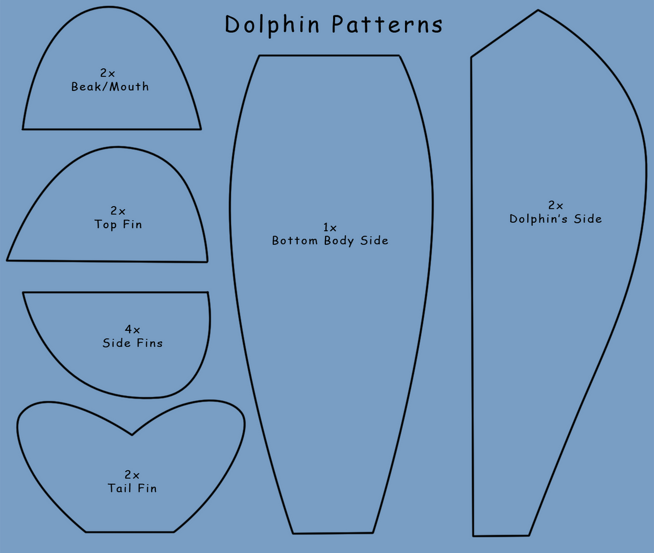Dolphin Patterns By Saiyamewome On Deviantart