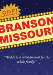 Branson, Missouri Postcard I