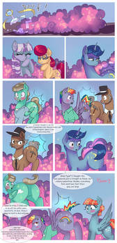 MLP: Time of the Fusions page 11 by bigonionbean