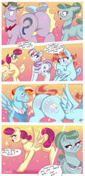 MLP: Time of the Fusions page 14