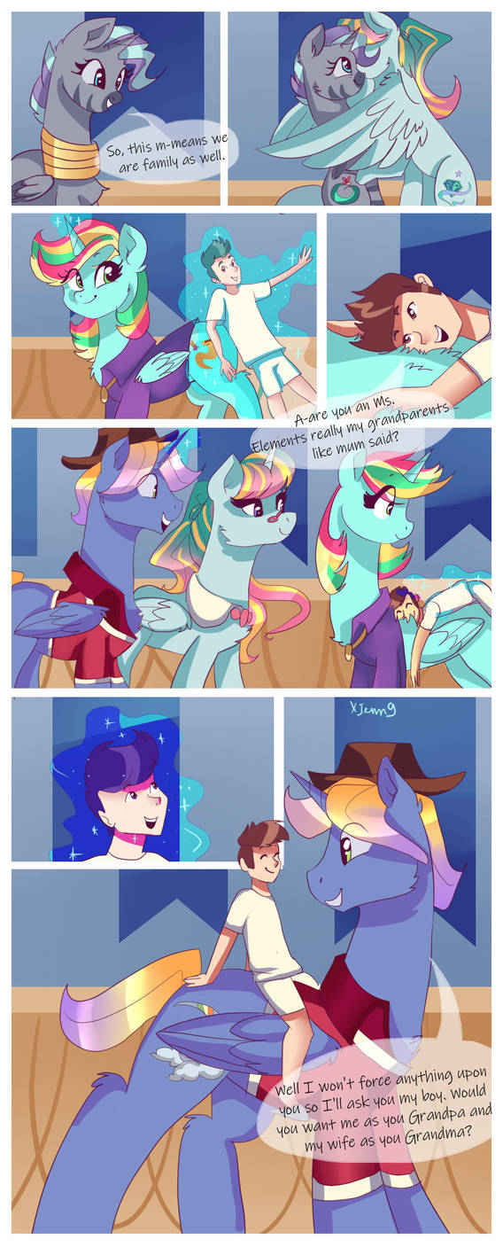 MLP: Time of the Fusions page 25 by bigonionbean