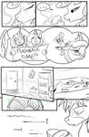 MLP: The Fusion Flashback 2 sketch page 3