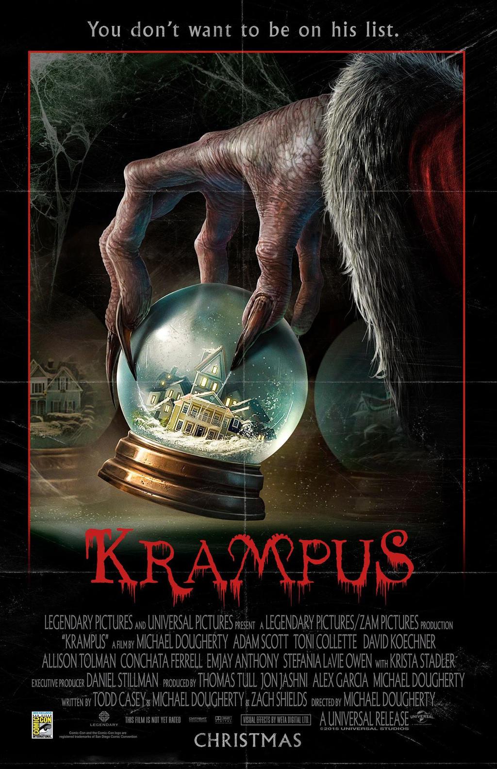 Krampus-poster1 by JeffersonAirship