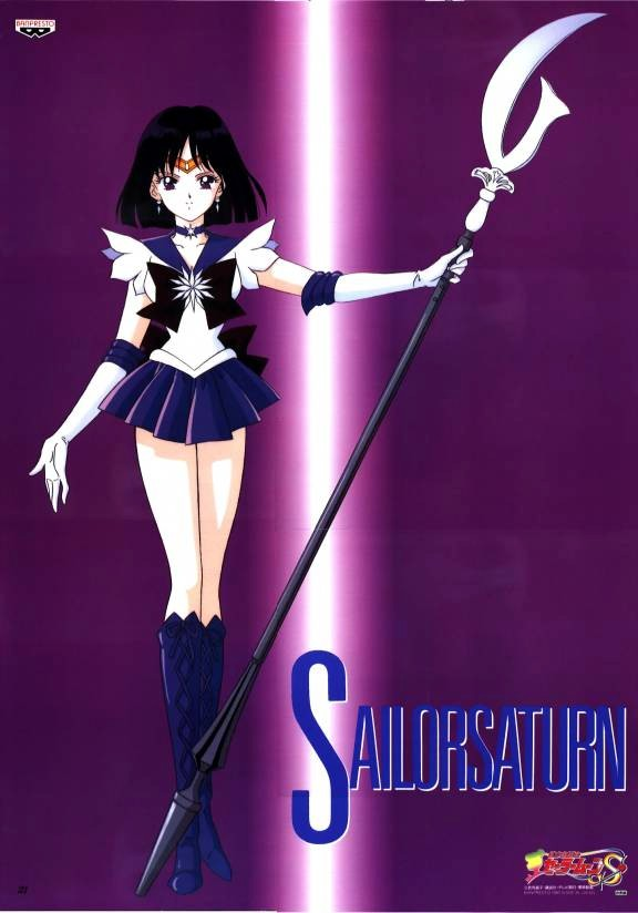 Fatepop Culture Lancer Of Acesailor Saturn By Gamemasterfel On