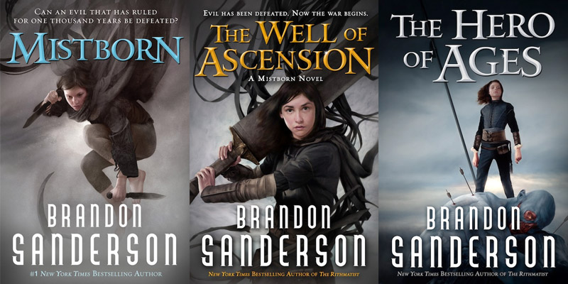 Mistborn-covers by GamemasterFel