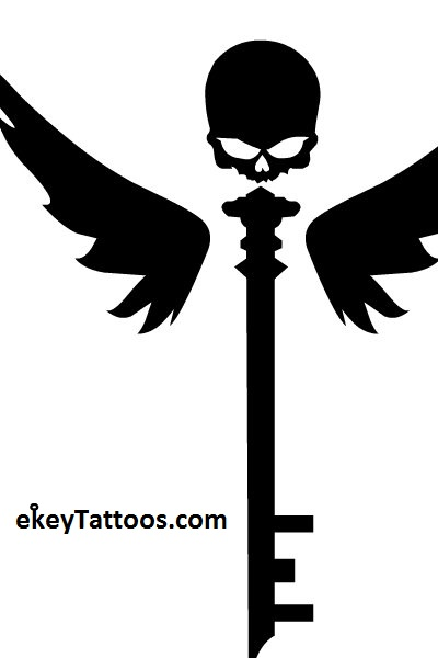 Skeleton Key Tattoo by eKeyTattoos-com on DeviantArt