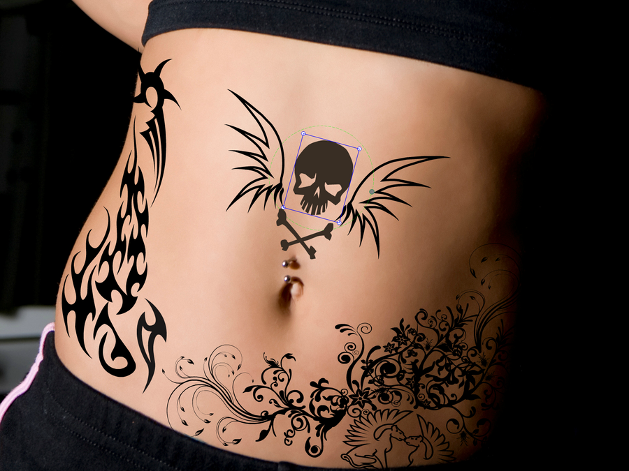 Design Your Own Tattoo Tattoss For Girls Tumblr