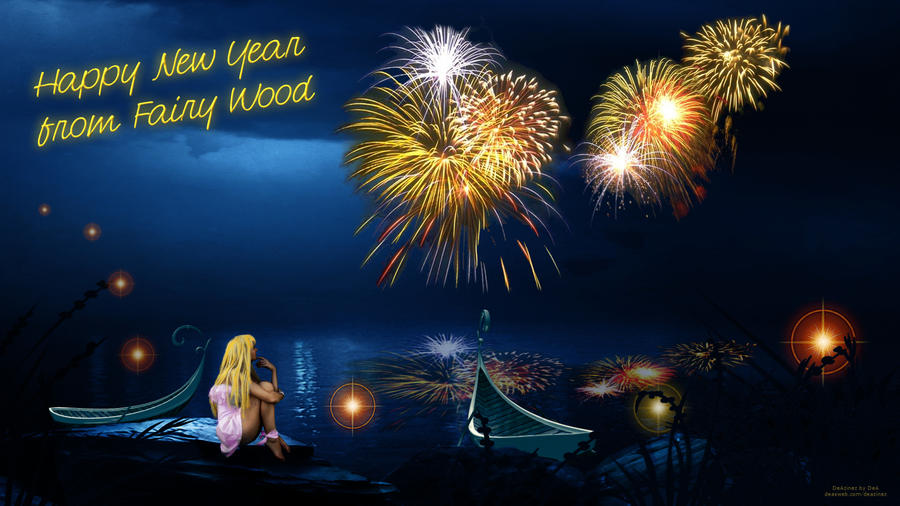 Image result for happy new year fairy