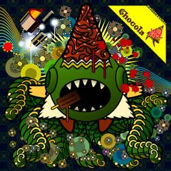 's brain - MCNW by mylittleguitar