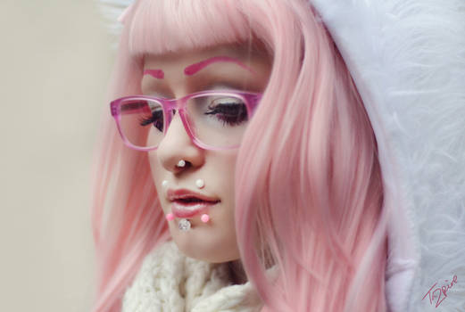 Pinky fluff 6