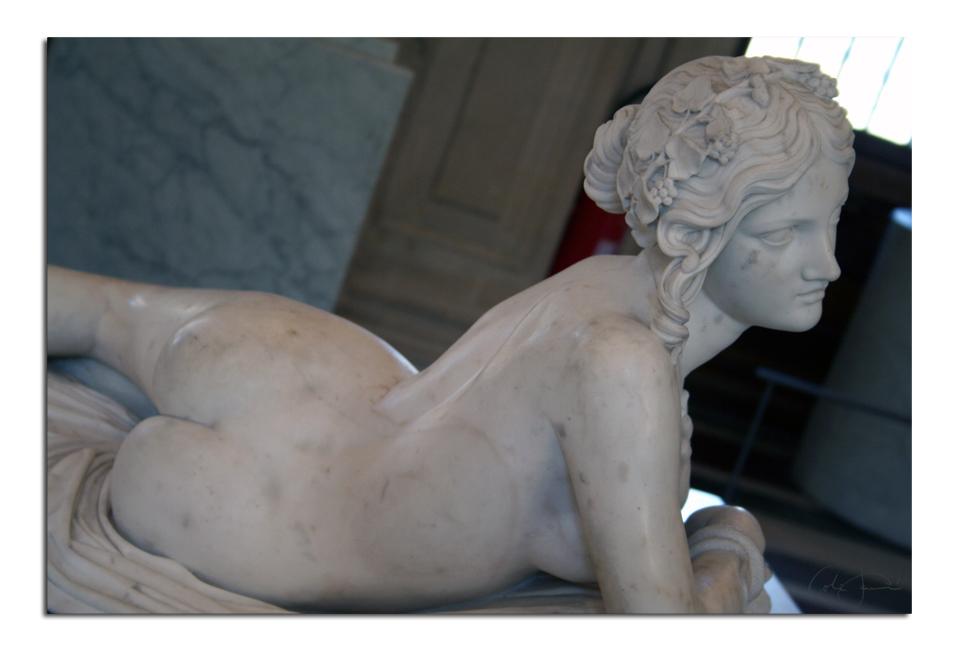 Louvre Scuptures - Dirce2 by unclejuice