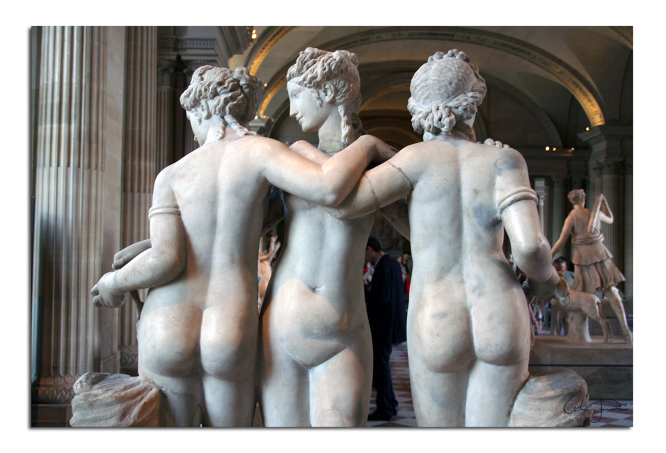 The Three Graces 4 by unclejuice
