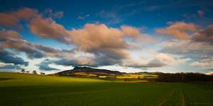 Evening Sky by DREAMCA7CHER