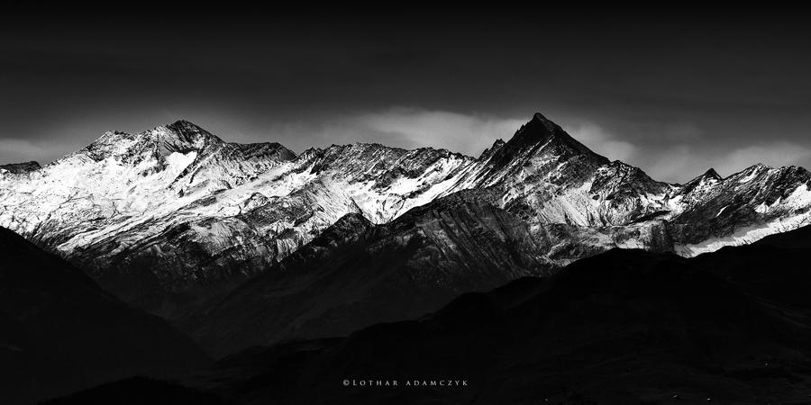 Mountains of switzerland by dreamca7cher