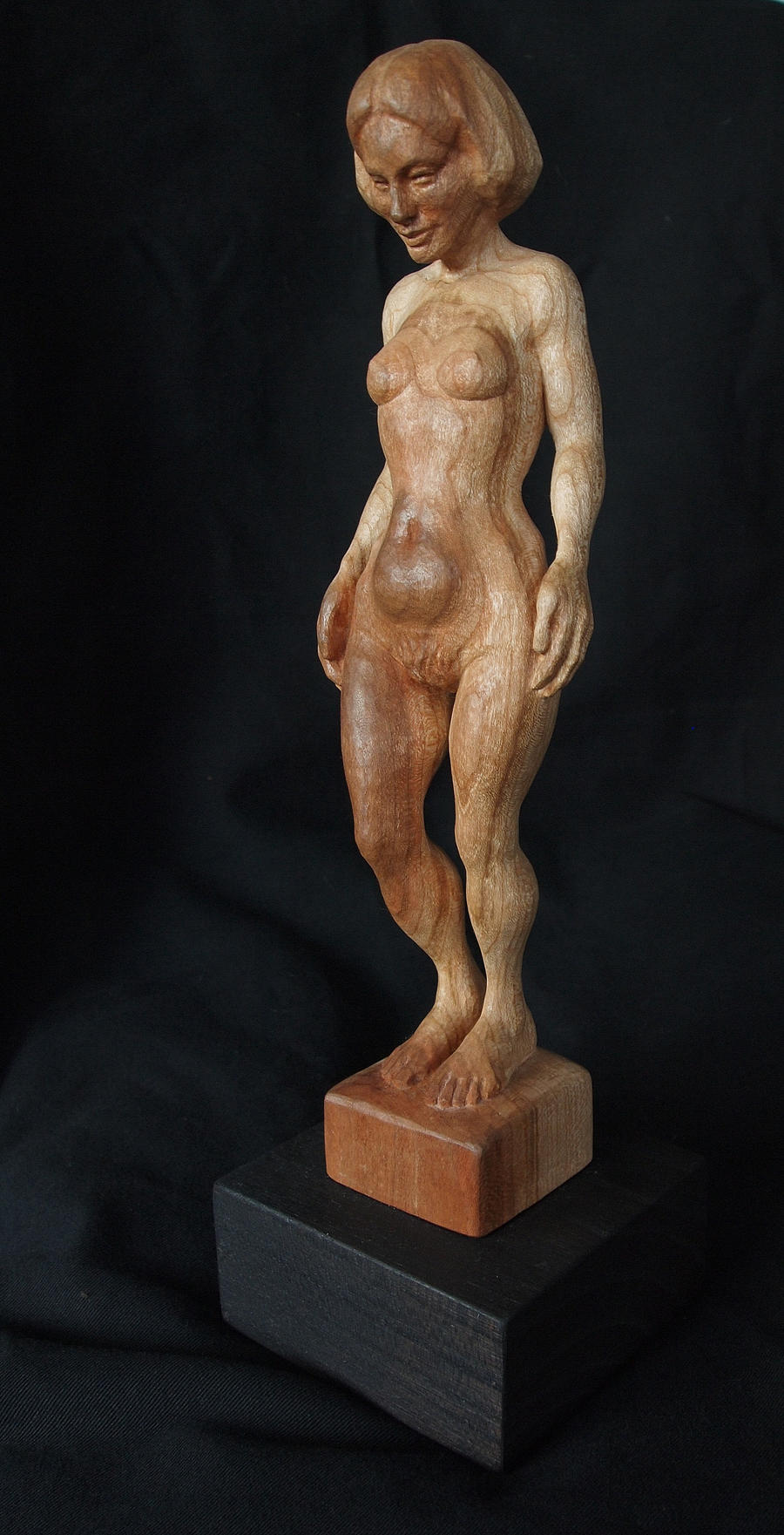 Another Untitled Figure by asantell