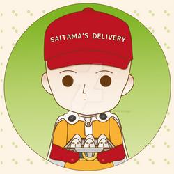 Saitama's Delivery!