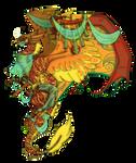 Volcaronia the Skydancer