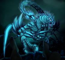 Scorture (Scorpion/Vulture Hybrid)