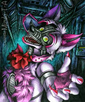 You don't have to be afraid / FNaF SL by Mizuki-T-A