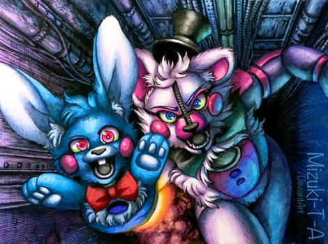 Shooooot!! / Funtime Freddy FNaF SL