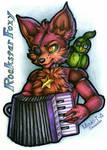 Rockstar Foxy / FNaF