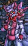 Fox and the rabbit / FNaF SL