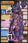 Funtime Hadula | reference sheet by Mizuki-T-A
