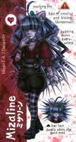 Mizaline the yandere porcupine by Mizuki-T-A
