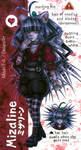 Mizaline the yandere porcupine