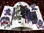 Used sketchbook up!