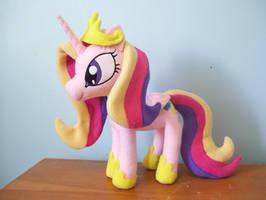 Princess Cadence by Pinkamoone
