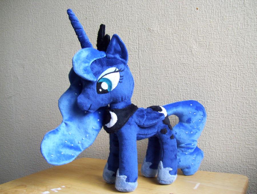 Princess Luna by Pinkamoone