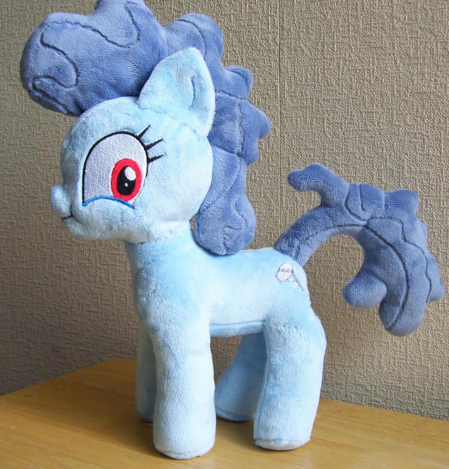 Screw Loose Barking Pony Plush by Pinkamoone