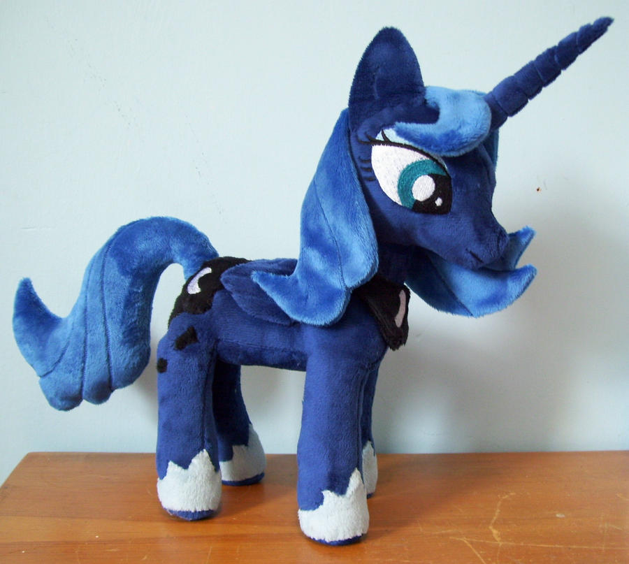 Small Princess Luna Plush by Pinkamoone