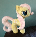 Filly Fluttershy Plushie