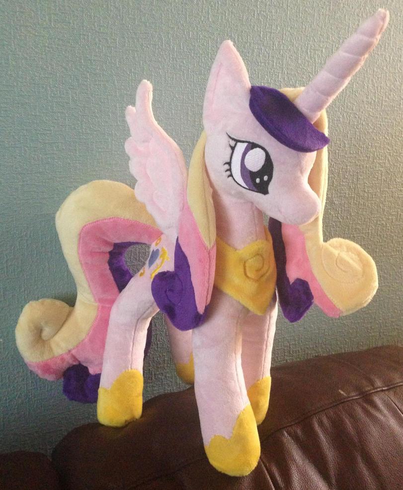 Princess Cadance Plushie by Pinkamoone