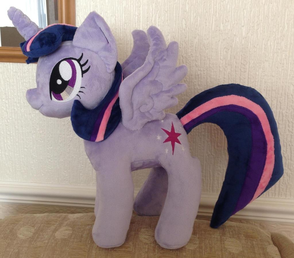 Princess Twilight Sparkle by PlushieScraleos