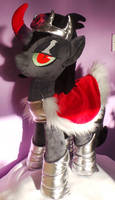 Queen Umbra Plush by Pinkamoone