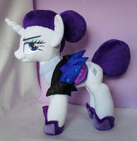 Rarity Plush MLP by Pinkamoone