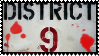 DISTRICT 9 - stamp by nigara-and-nira