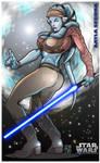 Star Wars - Aayla Secura