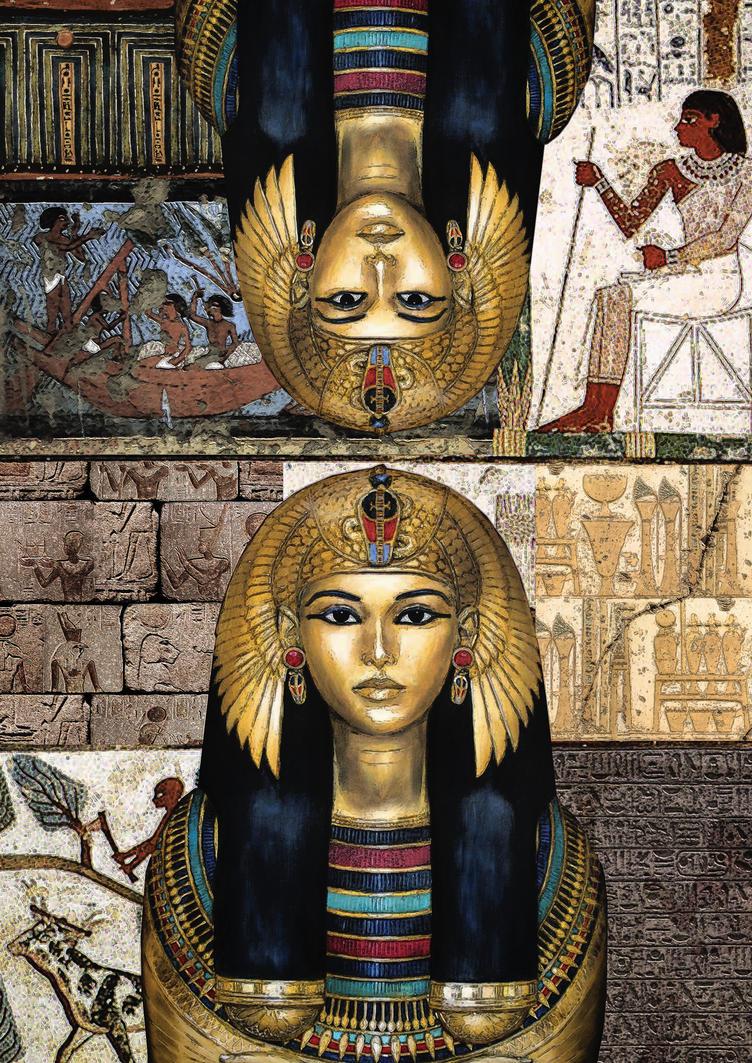 The major comeback of the Pharaohs by SamAbbasArt