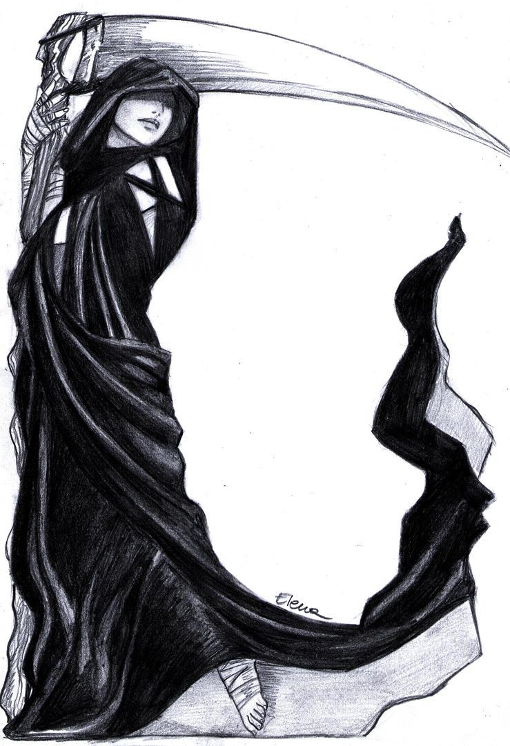 Sono io la Morte by HeilyAens