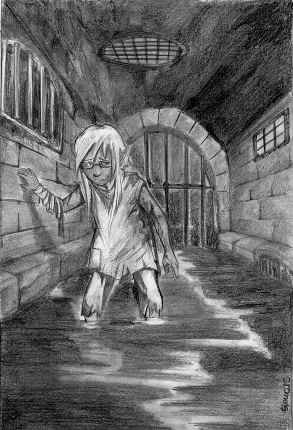 In the sewers by HeilyAens