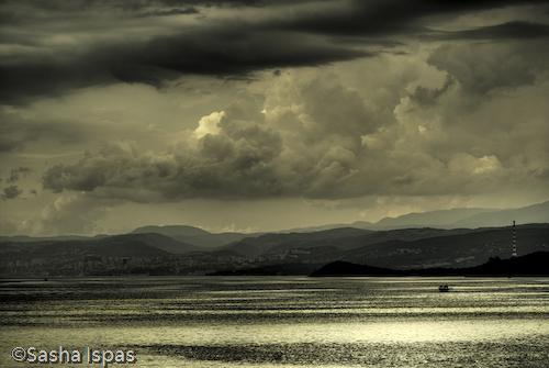 La voz suave del mar... by Camaz