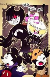Boo! by Kirby-Popstar