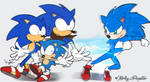 Sonics meets Movie sonic